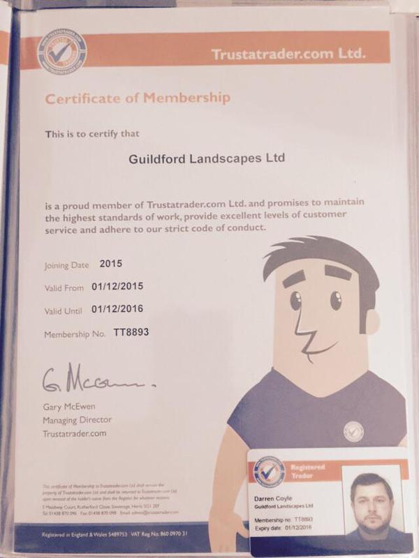 Image 13 - Trustatrader certificate