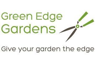 The Green Edge Gardens  logo