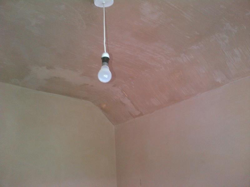 Image 6 - Skimming over artex walls/ceilings