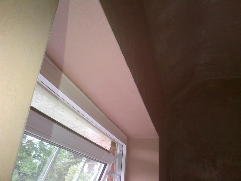Image 12 - Skimming over old walls/ceilings