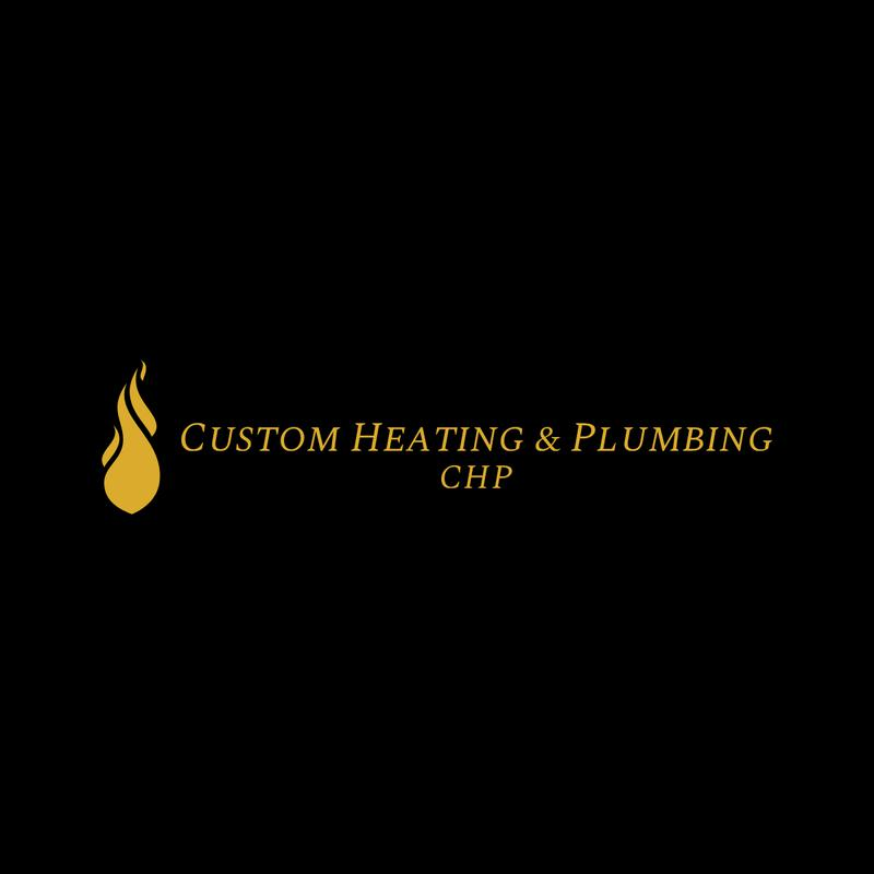 Custom Heating & Plumbing LLP logo