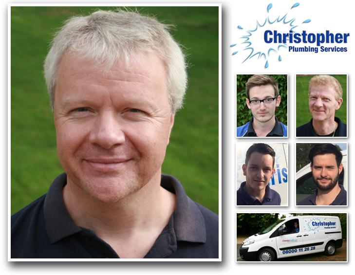 Image 2 - Chris and the team