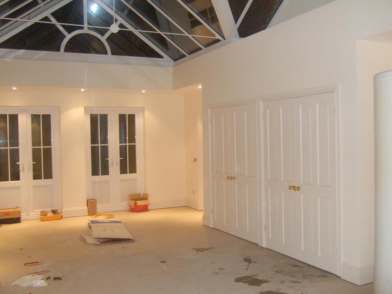 Image 22 - New doors & decoration