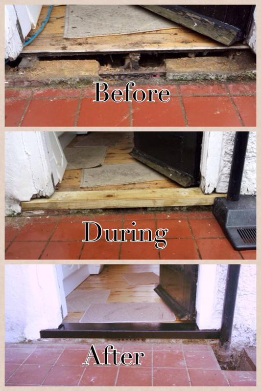 Image 24 - New door step