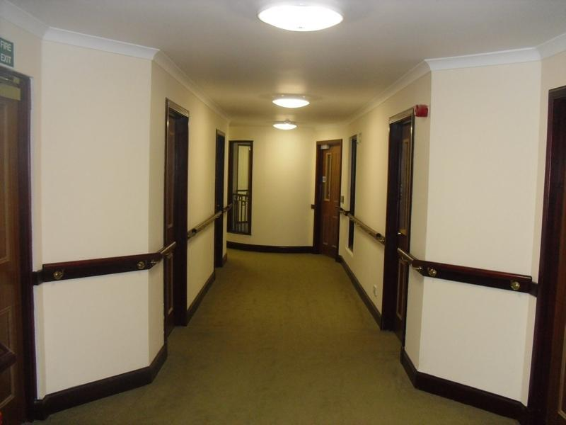 Image 2 - Corridors at nursing home