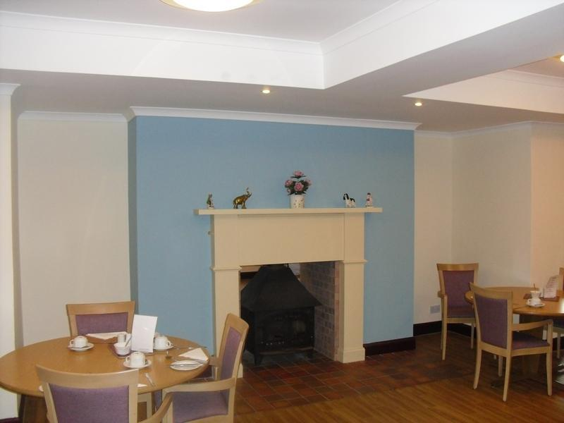 Image 4 - Dining area at nursing home