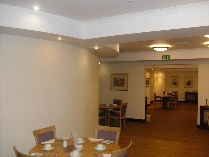 Image 6 - Dining area at nursing home