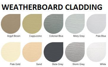Image 41 - Weatherboard Cladding Colours
