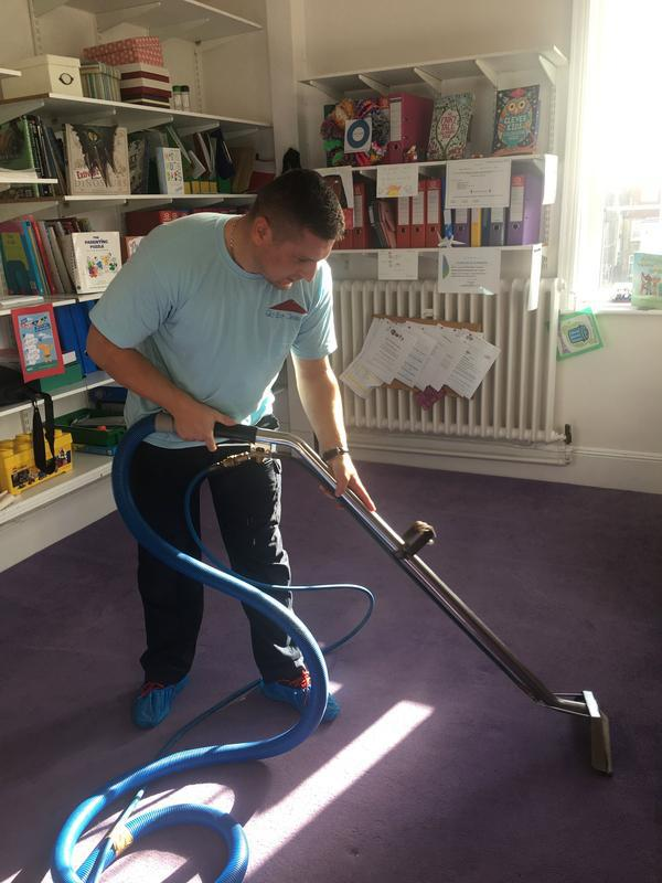 Image 8 - Carpet Cleaner at Go For Cleaning LTD