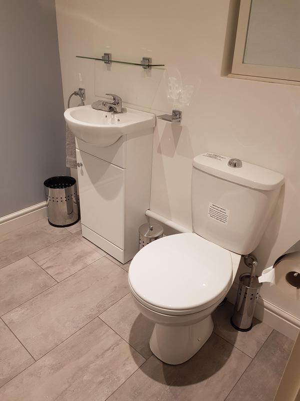 Image 2 - Cloakroom refurbishment