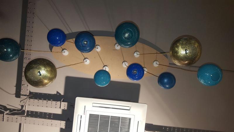 Image 26 - Restaurant designer lights.