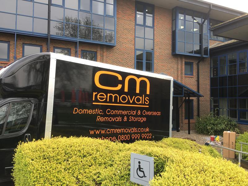 Image 6 - Office Removal in Chelmsford