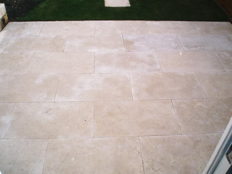 Image 16 - Natural paving outside
