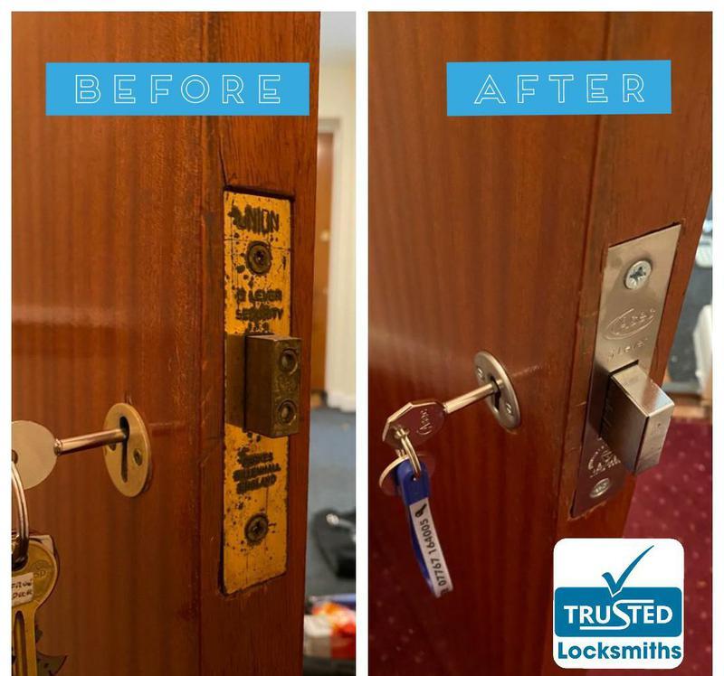 Image 6 - Mortice Lock Upgrade to Current British Standards