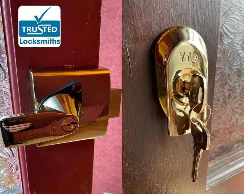 Image 2 - British Standard Nightlatch Fitted from New