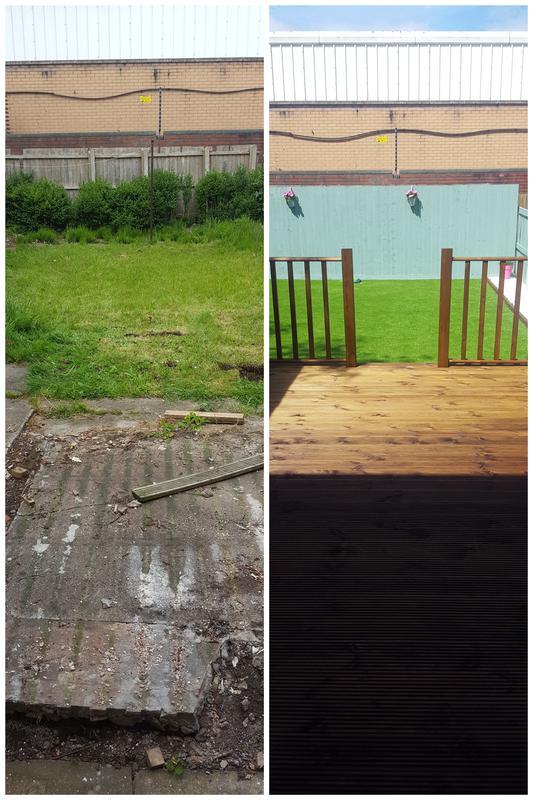 Image 14 - garden transformation