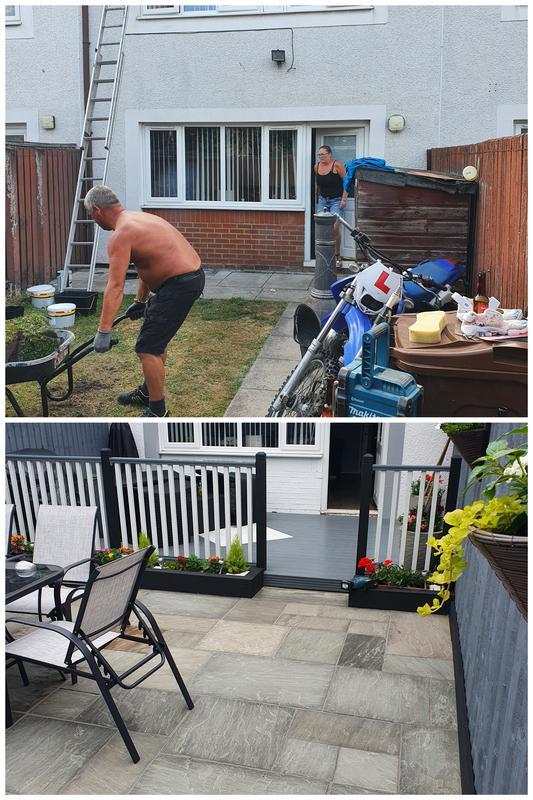 Image 13 - garden transformation