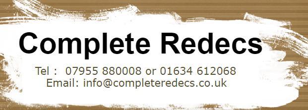 Complete Redecs logo