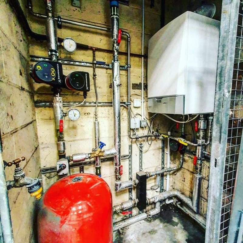 Image 3 - Commercial Heating Servicing