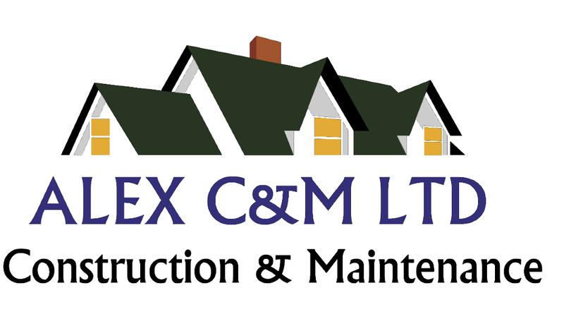Alex Construction and Maintenance Limited logo