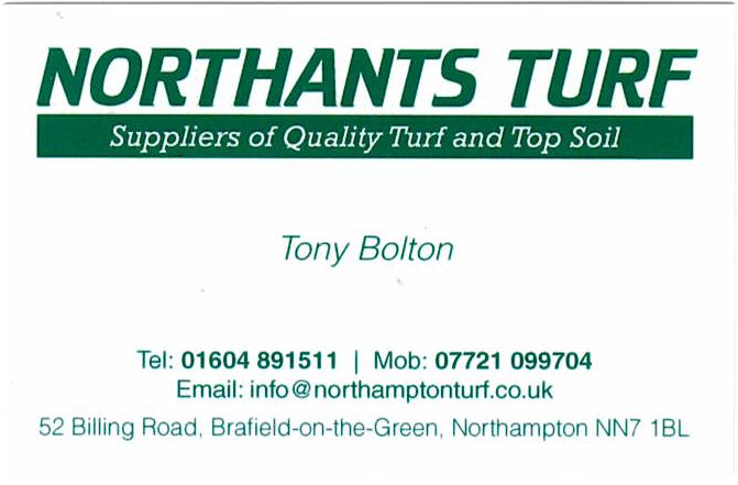 Northants Turf logo