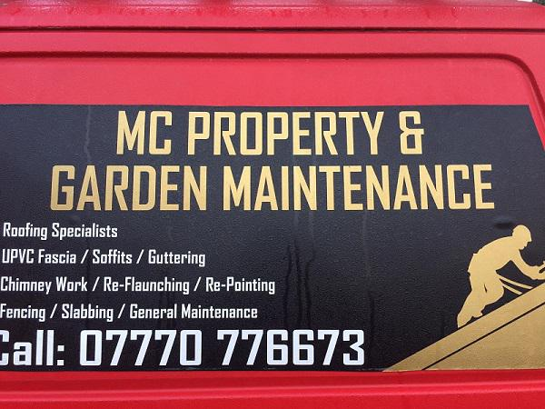 MC Property Maintenance logo