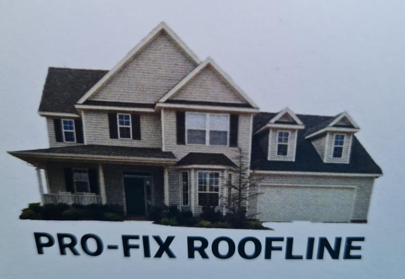 Profix Roofline logo
