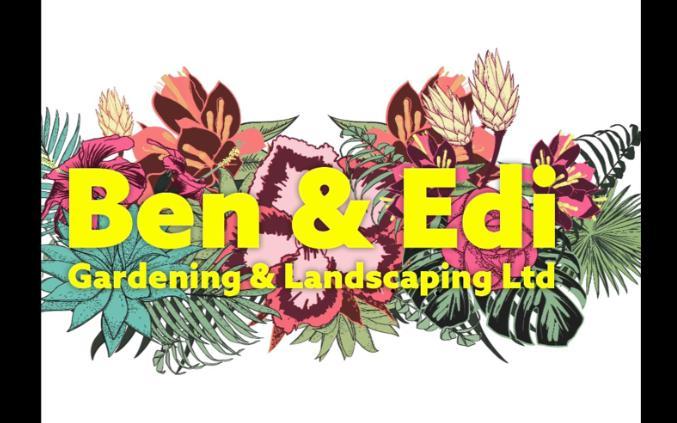 Ben & Edi Gardening & Landscaping Ltd logo