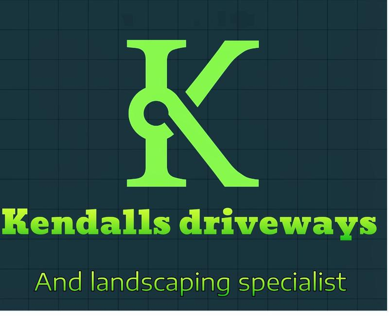 Kendalls Landscaping and Driveways logo