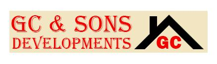 GC & Sons Developments logo