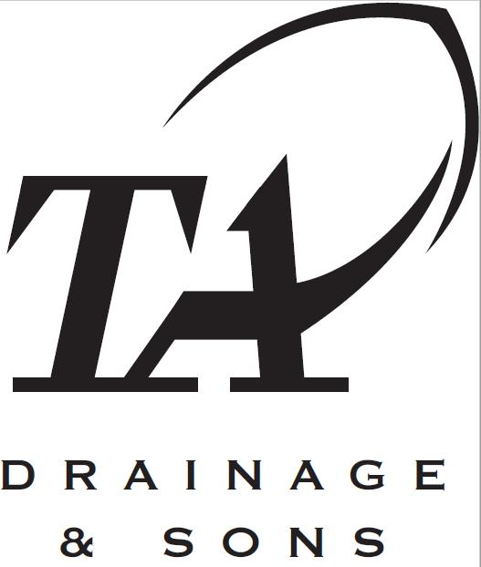 TA Drainage & Sons logo