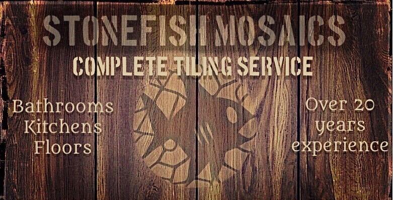 Stonefish Mosaics logo