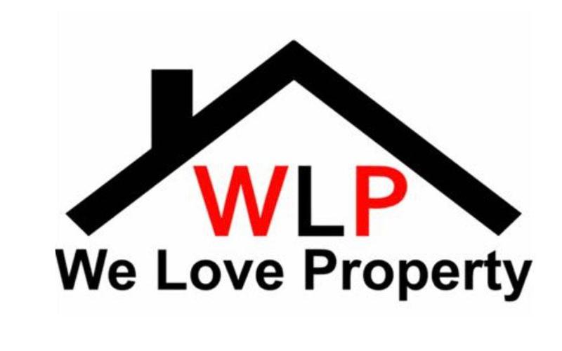 We Love Property logo