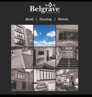 Belgrave Construction Ltd logo