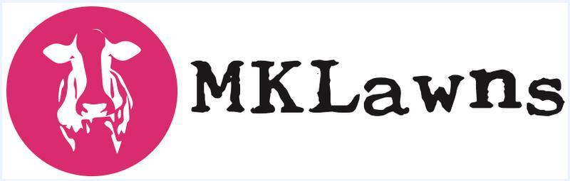 MK Lawns logo