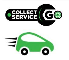 Collect Service Go logo