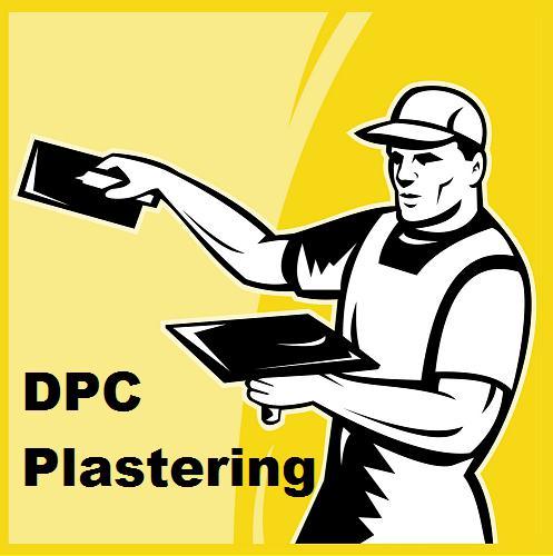 DPC Plastering logo