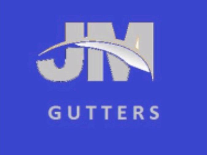 JM Gutters logo