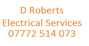 D Roberts Electrical Services logo