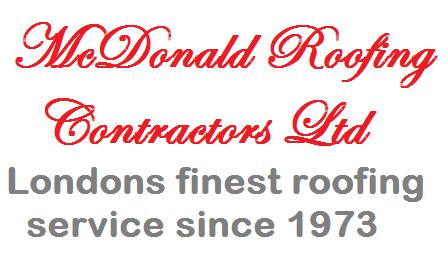 McDonald Roofing Contractors Ltd logo