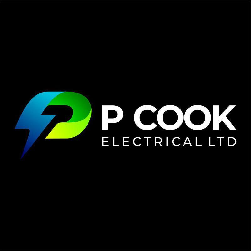 P Cook Electrical Ltd logo
