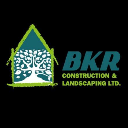 BKR Construction & Landscaping Ltd logo
