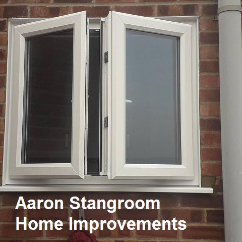 Aaron Stangroom Home Improvements logo