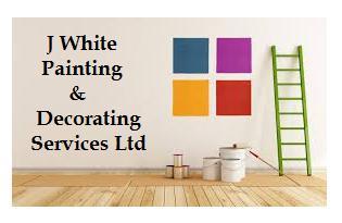J White Painting & Decorating Services Ltd logo