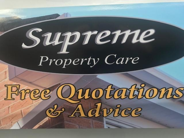 Supreme Property Care logo