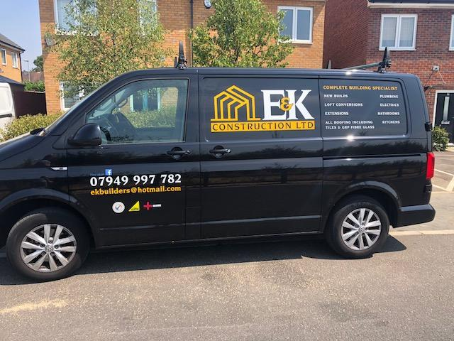 E&K Construction Ltd logo