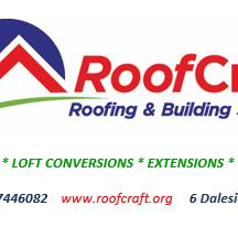 Roofcraft (N-Wide) Ltd logo