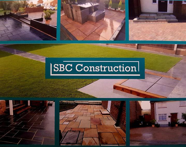 SBC Construction logo