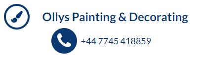 Ollys Painting And Decorating logo