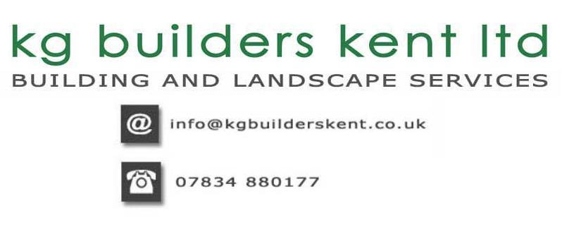 KG Builders Kent Ltd logo